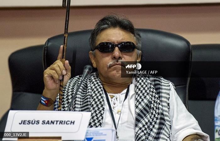Captura Santrich: Justicia de EE.UU. confirma su intención de extradición