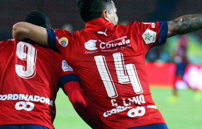 ¿Dónde y a qué horas ver el partido de Medellín por la Copa Sudamericana?
