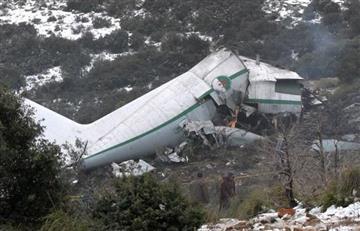 Fallecen al menos 257 personas al estrellarse avión en Argelia