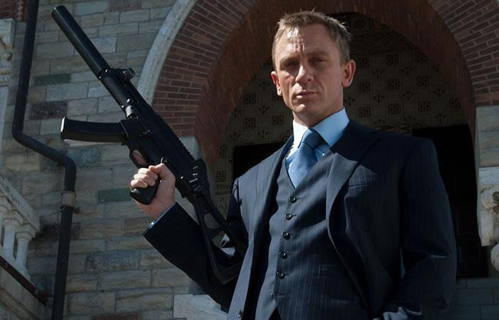 James Bond: Daniel Craig continuará siendo el Agente 007