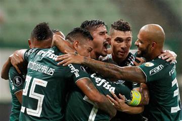 Palmeiras empató con Boca en el juego de ida de la Copa Libertadores
