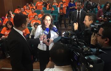 CNE dejó en firme candidatura presidencial de Viviane Morales