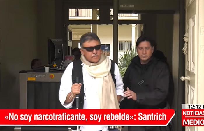 Corte Suprema afirma que la JEP es el 'juez natural' de Santrich
