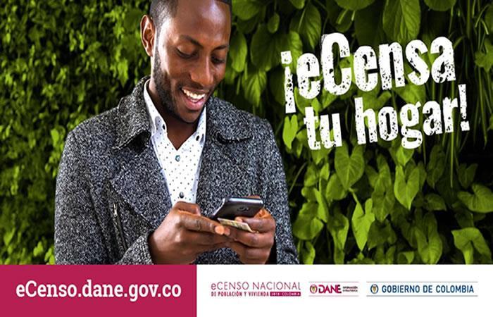 Este 12 de abril vence el plazo del censo electrónico del DANE