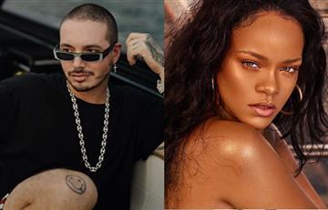 J Balvin responde tras críticas por su comentario machista contra Rihanna