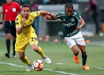 Palmeiras empató con Boca Juniors