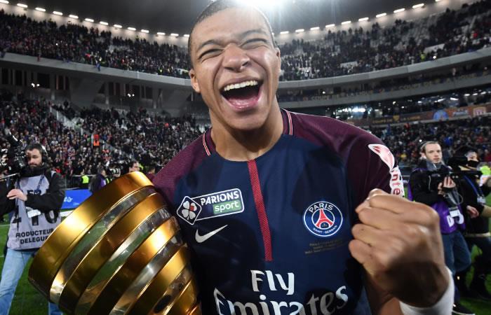 PSG quiere conquistar el título de la Liga Francesa ante Mónaco