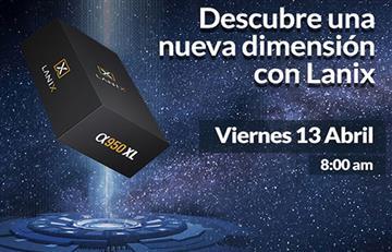 Sigue EN VIVO el lanzamiento de Lanix Alpha 950 XL