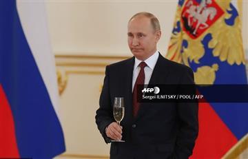 """Siria: Putin solicita a Netanyahu """"abstenerse de cualquier acción desestabilizadora"""""""