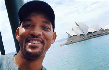 Will Smith comienza la producción de película rodada en Colombia
