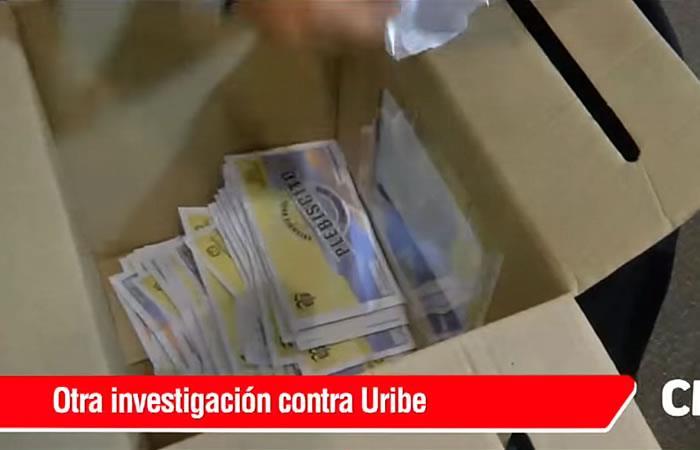 Corte Suprema abre indagación preliminar contra Álvaro Uribe por campaña del 'No'