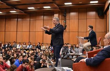 Debate CESA: Los jóvenes preguntaron a Duque y De La Calle