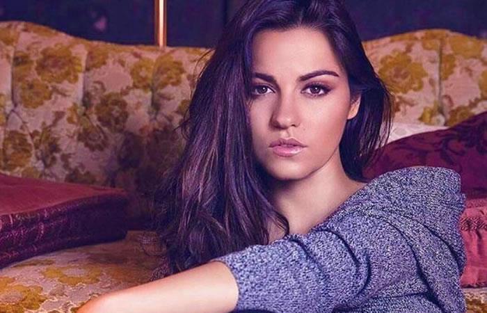La ex RBD Maite Perroni revela detalles de su sencillo