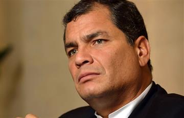 Rafael Correa confirma la muerte de los tres ecuatorianos secuestrados
