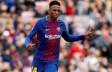 Yerry Mina: No son malas, son pésimas noticias para el colombiano en el Barcelona