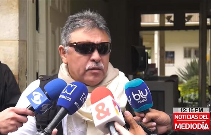 La captura de Jesús Santrich no se ha legalizado por la Fiscalía