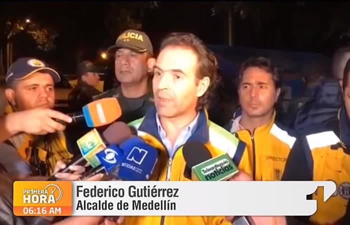 Medellín: Edificio Bernavento fue declarado como calamidad pública