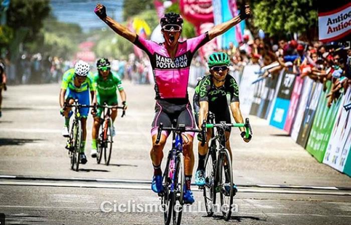 Wilmar Paredes el mejor colombiano de la primera etapa del GP Serra de Estrela