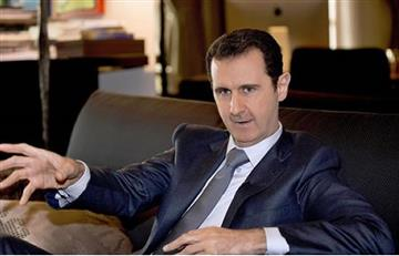 Bashar Al Ásad denuncia 'mentiras' de Donald Trump ante la ONU
