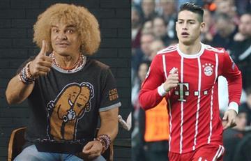 'El Pibe' Valderrama y su mensaje a James Rodríguez ante el Real Madrid