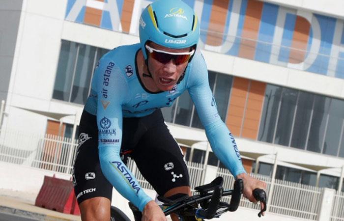 Miguel Ángel López entre los favoritos a ganar el Giro de Italia