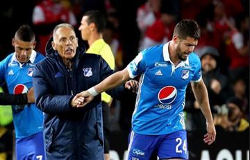 Miguel Russoya está en Bogotá listo para dirigir a Millonarios