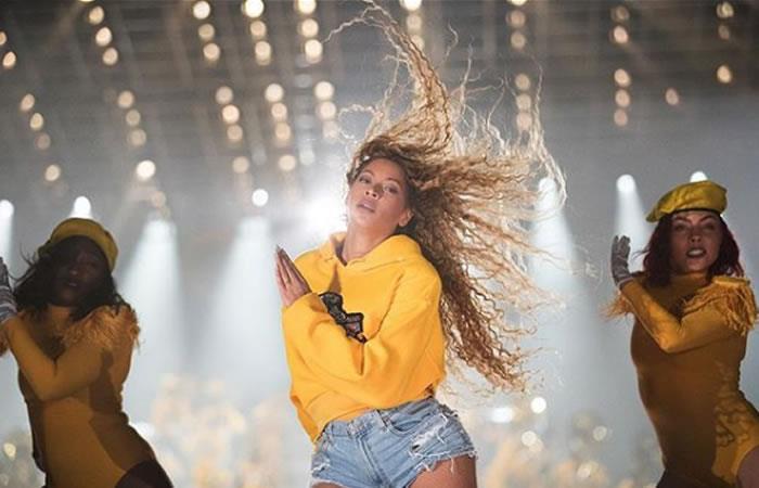 Beyoncé arrasó en Coachella y el ritmo de J Balvin estuvo presente