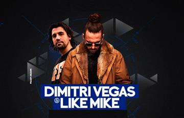 Dimitri Vegas & Like Mike de gira por Colombia