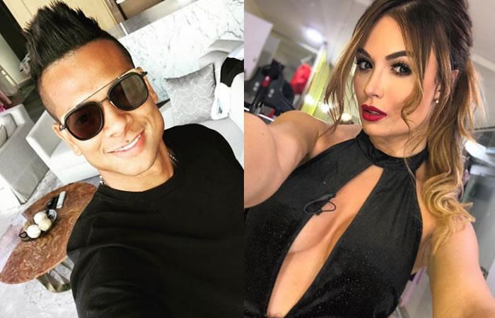 Freddy Guarín revela con romántico mensaje su amor por Sara Uribe