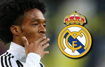 ¿Juan Guillermo Cuadrado se va de la Juventus para fichar con el Real Madrid?