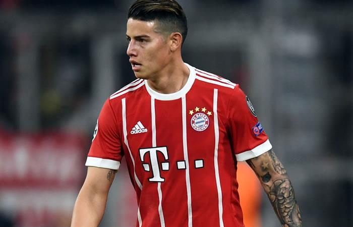 Bayern Múnich y James Rodríguez a la final de la Copa de Alemania