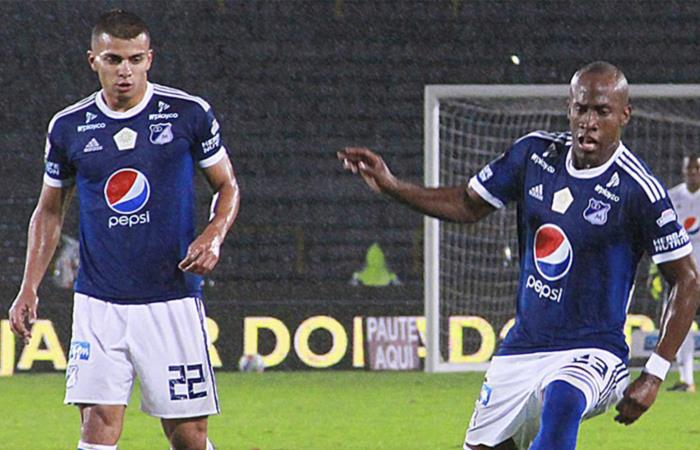 Foto: Twitter / Millonarios FC