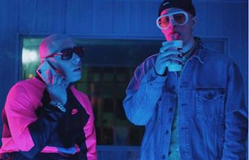 "Cosculluela estrena video de ""Madura"" junto a Bad Bunny"