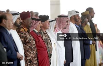 En Arabia Saudita finalizan ejercicios militares con varias naciones de la Liga Árabe