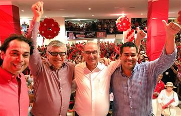 Gaviria comenzará una gira por 27 departamentos en campaña con De la Calle
