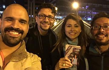 Marcela Gallego tuvo que recurrir a TransMilenio para trabajar