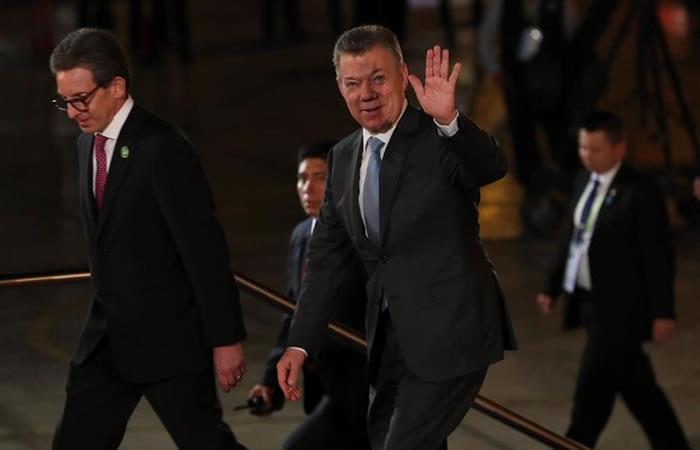 Odebrecht: Proceso contra Santos se reaviva en la Comisión de Acusación
