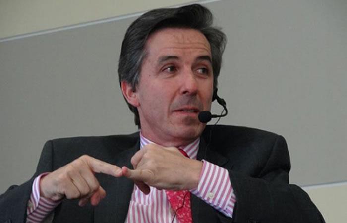 Robert Prieto, presunto implicado en caso de Santos y Odebrecht