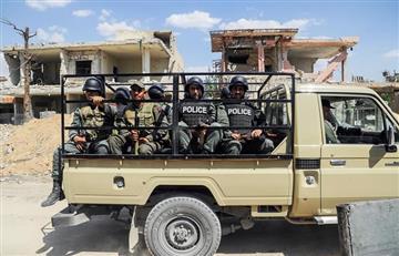 Siria: Nuevamente se pacta la evacuación de rebeldes cerca de Damasco