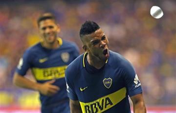 A la salida de Frank Fabra, Boca Juniors le apostaría a otro colombiano