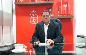 América de Cali: Tulio Gómez revela pistas del próximo DT 'escarlata'