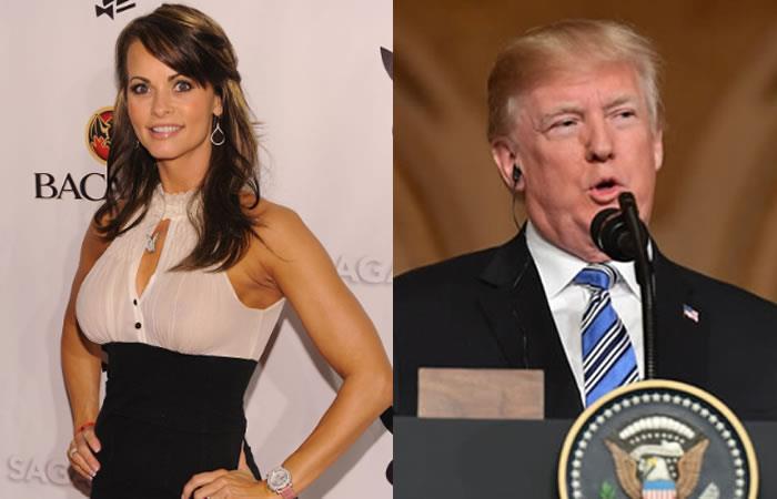 Exmodelo de Playboy logró acuerdo para divulgar presunta relación con Trump