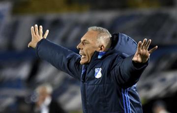 Millonarios conmemoró el nombre de Miguel Russo con una victoria en la Libertadores