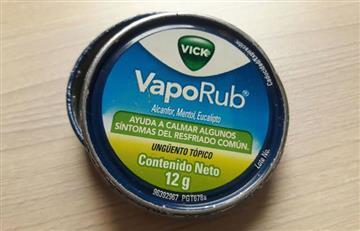 Seis usos del vick vaporub que no conocías