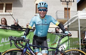 Tour de los Alpes: Miguel Ángel López el mejor colombiano