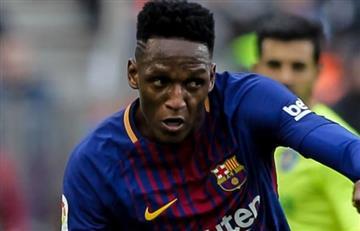 Barcelona busca otro zaguero central ¿Y entonces qué pasará con Yerry Mina?