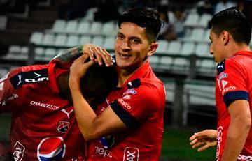 Medellín sufrió pero ganó, Once Caldas y Huila ganaron de locales