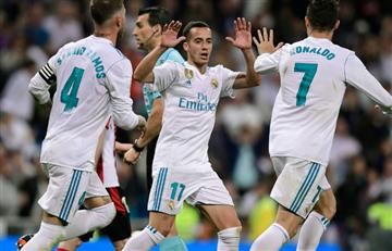 Real Madrid no pudo con Athletic de Bilbao y empata 1-1