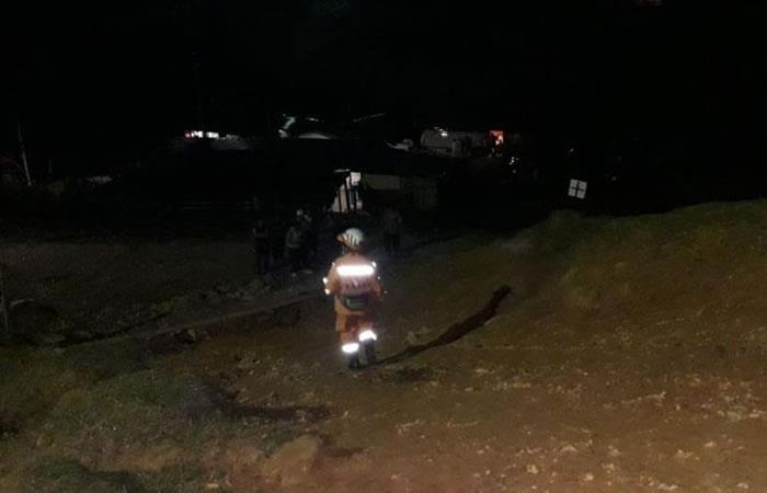 Antioquia: Explosión de mina en Anorí deja cinco personas fallecidas