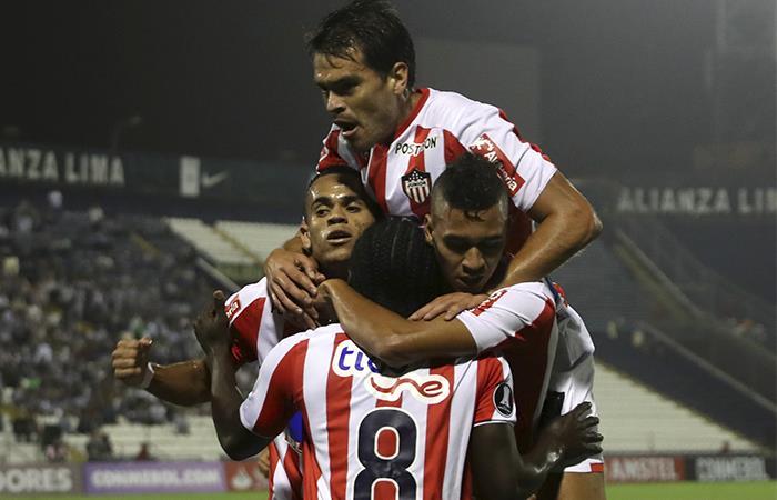 Atlético Junior logró ganar con jerarquía en su visita a Alianza Lima